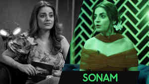 Priya Raina as Sonam Kapoor - Part 02