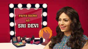 Priya Raina as Sridevi