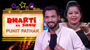Punit Pathak Teaches Bharti Some Moves