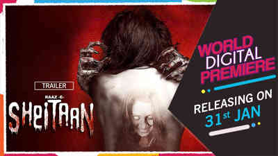 Raaz E Sheitaan - Promo