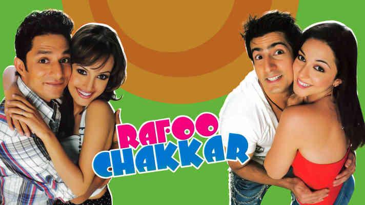 Rafoo Chakkar: Fun on the Run