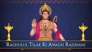 Raghulul Tilak Ki Awadh Rajdhani
