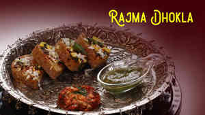 Rajma Dokhla