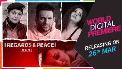 Regards and Peace - Promo