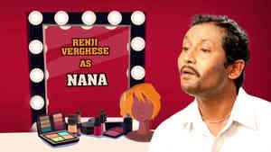 Renji Verghese as Nana Patekar