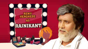 Renji Verghese as Rajnikant