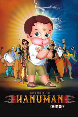 Return Of Hanuman - Hindi