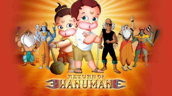 Return Of Hanuman