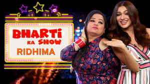Ridhima Teaches Bharti To Speak Gujarati