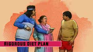 Rigorous Diet Plan