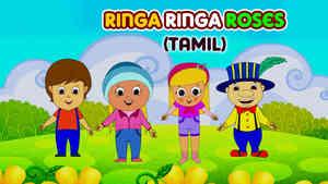 Ringa Ringa Roses - Polka Style - Tamil