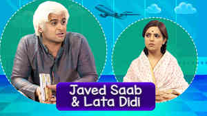 Sanket As Javed Saab & Sugandha As Lata Didi - Part 1