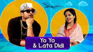 Sanket As Yo Yo & Sugandha As Lata Didi
