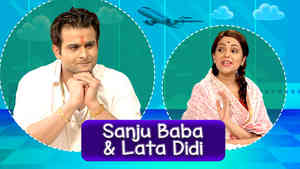 Sanket as Sanju & Sugandha as Lata Didi - Part 2