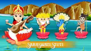 Saraswati Stuti Vr.01