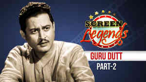 Screen Legends - Guru Dutt Part 2