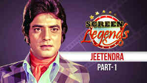 Screen Legends - Jeetendra Part 1