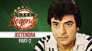 Screen Legends - Jeetendra Part 2