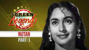 Screen Legends - Nutan Part 1