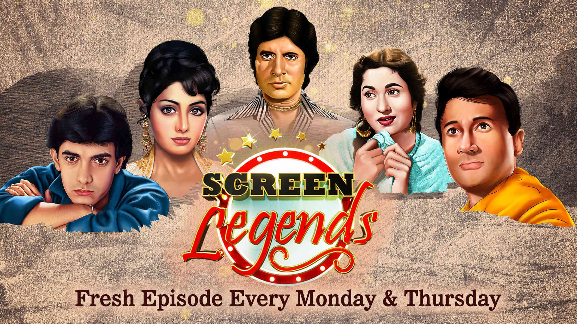 Screen Legends - Promo