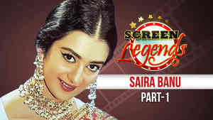 Screen Legends - Saira Banu Part 1