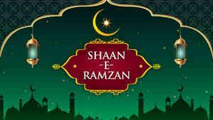Shaan-e-Ramzan