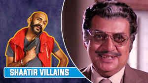 Shaatir Villains