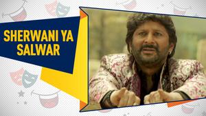 Sherwani Ya Salwar