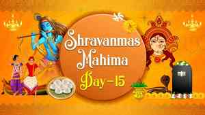 Shravnmas Mahima Day-15