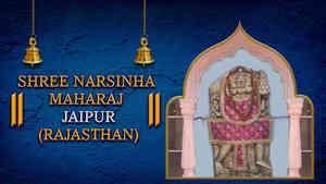 Shree Narsingh Bhagwan Mandir, Jaipur, Rajasthan