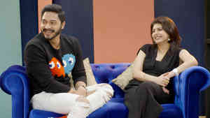 Shreyas and Deepti