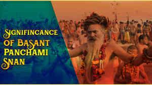 Significance of Basant Panchami Snan