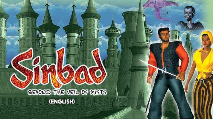 Sinbad - Beyond The Veil Of Mists - English