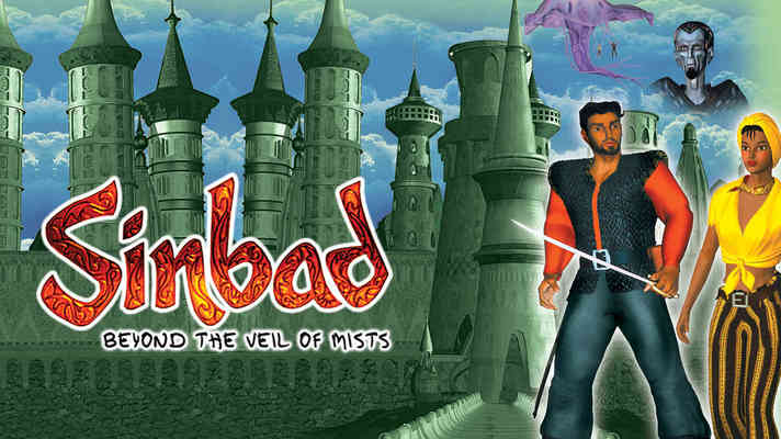 Sinbad - Beyond The Veil Of Mists