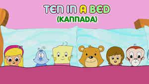 Ten In Bed - Pop Rock Style - Kannada