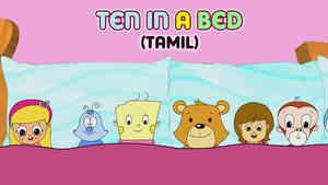 Ten In Bed - Pop Rock Style - Tamil