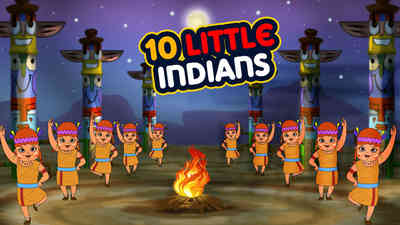 Ten Little Indians - March Style