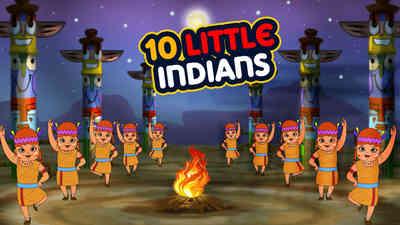 Ten Little Indians - March Style