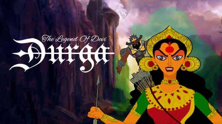 The Legend Of Devi Durga