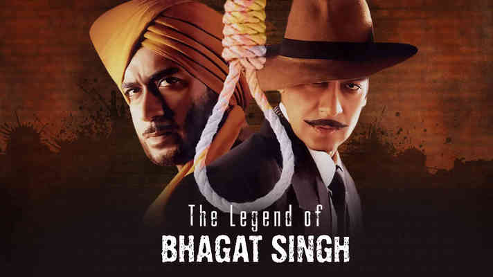 The Legend of Bhagat Singh TVOD