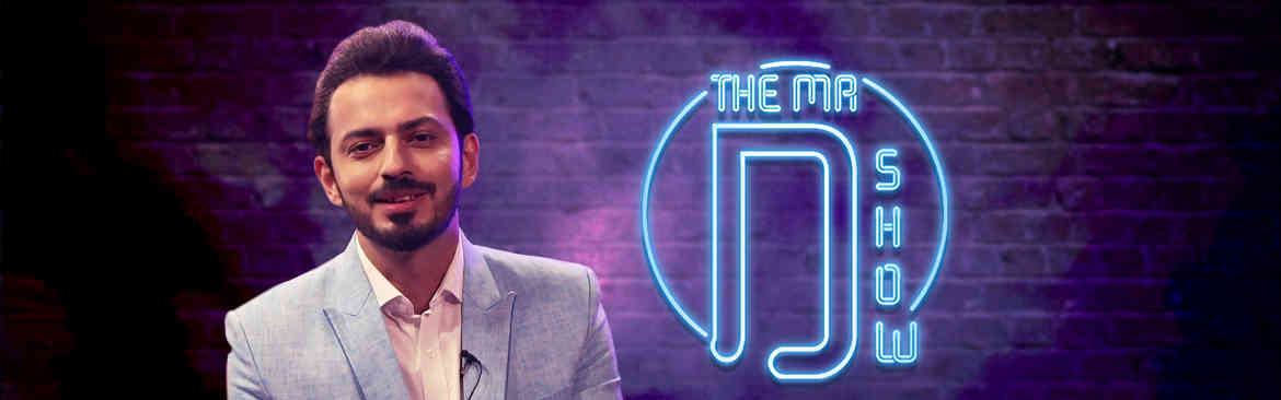 The Mr. D Show - Get Funny With Dhwani