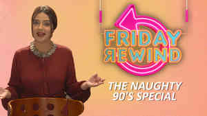 The Naughty 90's Special - Friday Rewind with RJ Adaa
