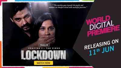 The Virus Lockdown - Promo