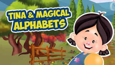 Tina And The Magical Alphabets