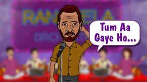 Tum Aa Gaye Ho