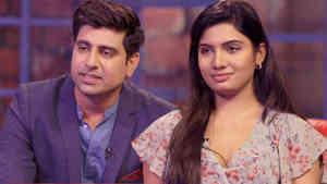 Tushar Sadhu and Avani Modi