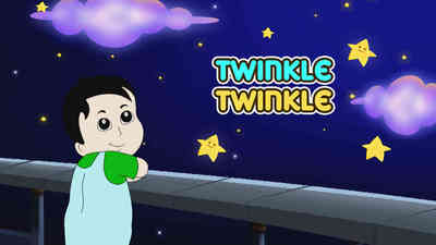 Twinkle Twinkle Little Star - Hindi
