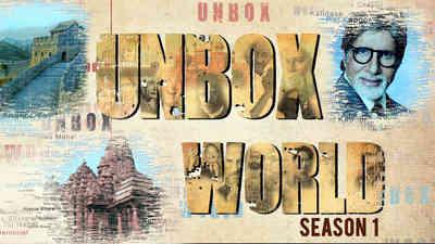 Unbox World - Season 01