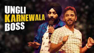 Ungli Karnewala Boss - Comedy Studio E13 Teaser