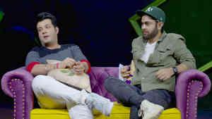 Varun Sharma and Manjot Singh